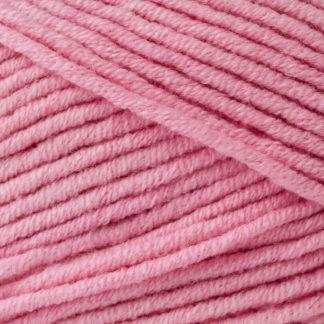 Włóczka JEANS PLUS YarnArt - kolor 36 różowy