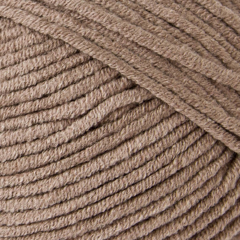 Włóczka JEANS PLUS YarnArt - kolor 71 jasny brąz