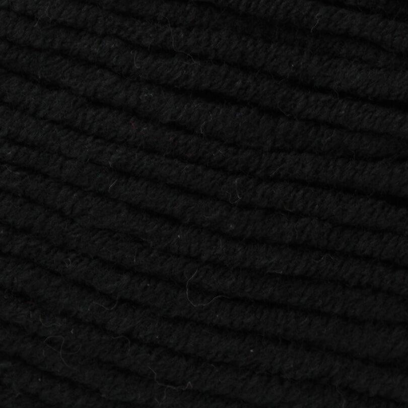 Włóczka JEANS PLUS YarnArt - kolor 53 czarny