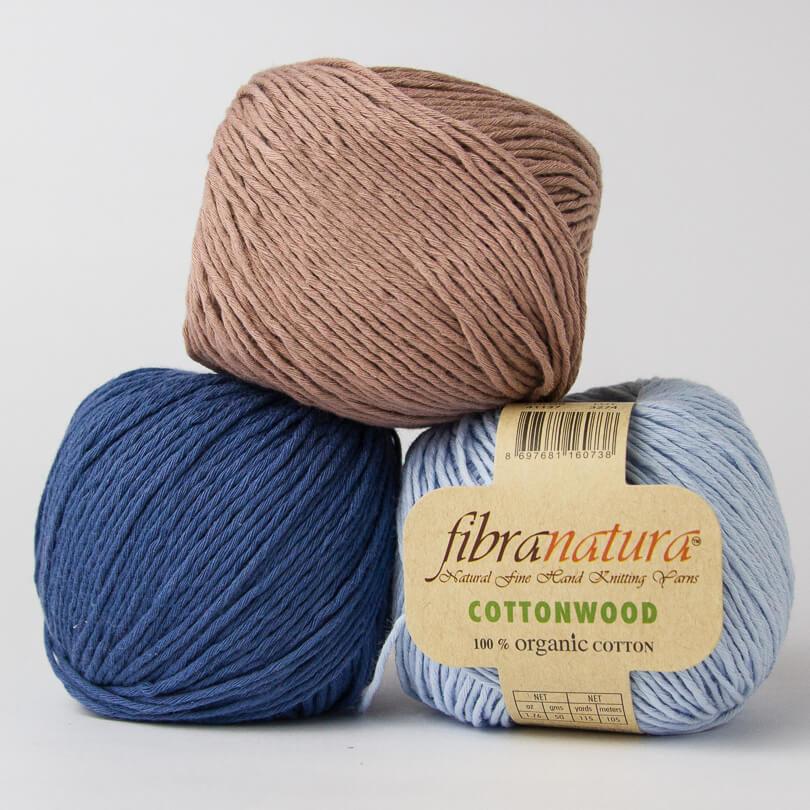 Włóczka Cottonwood Fibra Natura