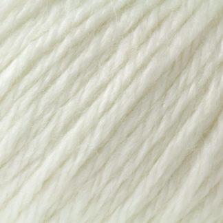 Włóczka BABY WOOL XL Gazzal - kolor 801XL biały