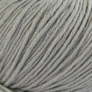 Włóczka Baby Cotton XL – Gazzal – szary 3430XL