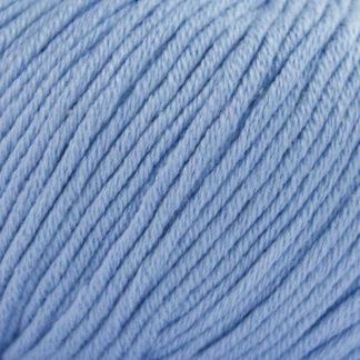Włóczka Baby Cotton XL – Gazzal – niebieski 3423XL