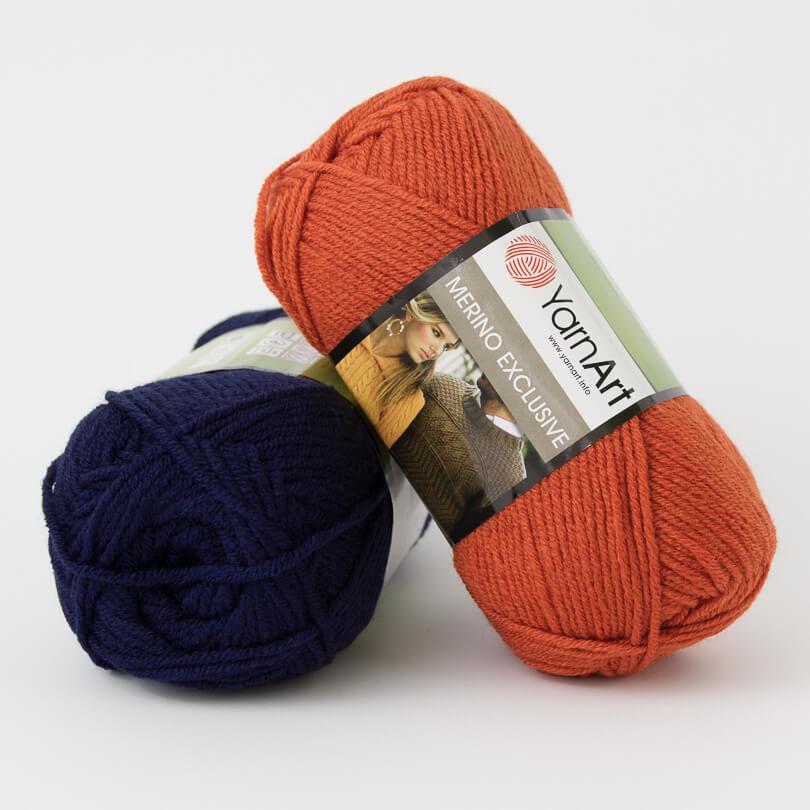 Włóczka Merino Exclusive - YarnArt